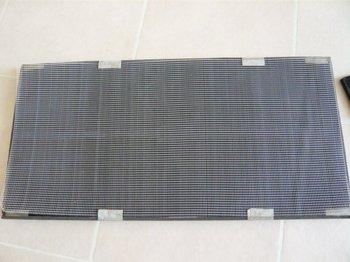 複合金属酸化触媒ハニカムフィルターと活性炭フィルター.jpg
